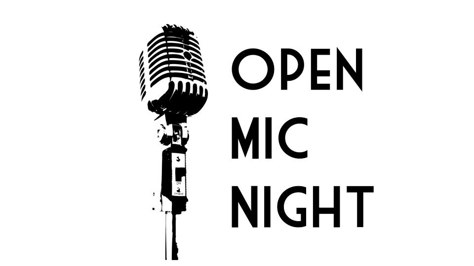 Open Mic Night at Kimmyz Tatum Point January