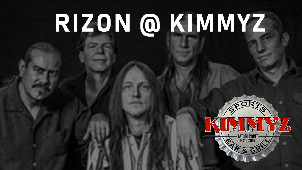 Rizon - Live Music in Phoenix - Kimmyz Tatum Point