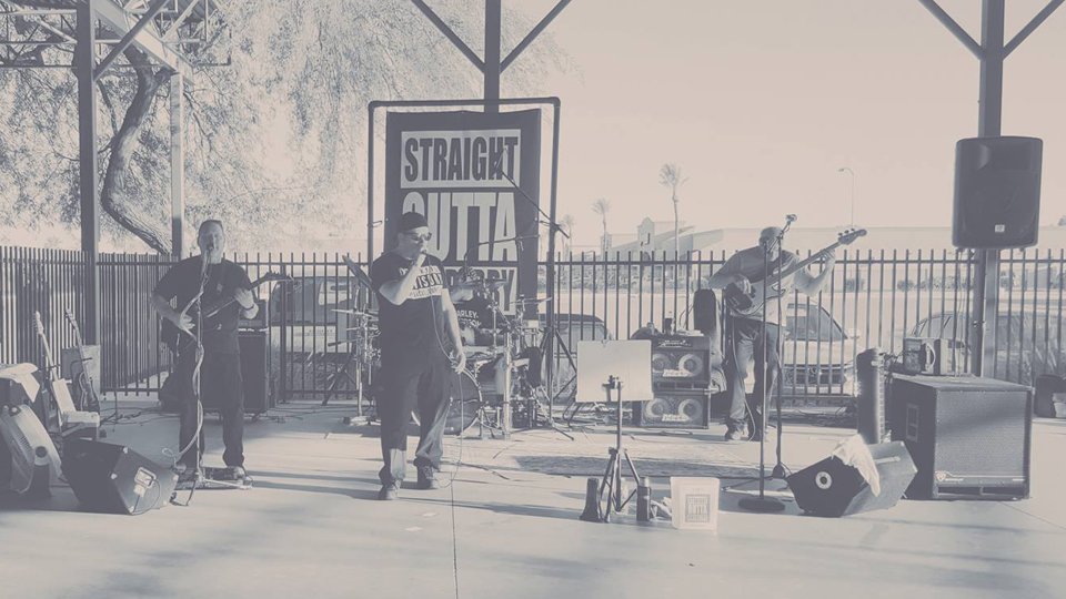Live Music with Straight Outta Mayberry Band - Live Music in Phoenix - Kimmyz Tatum Point