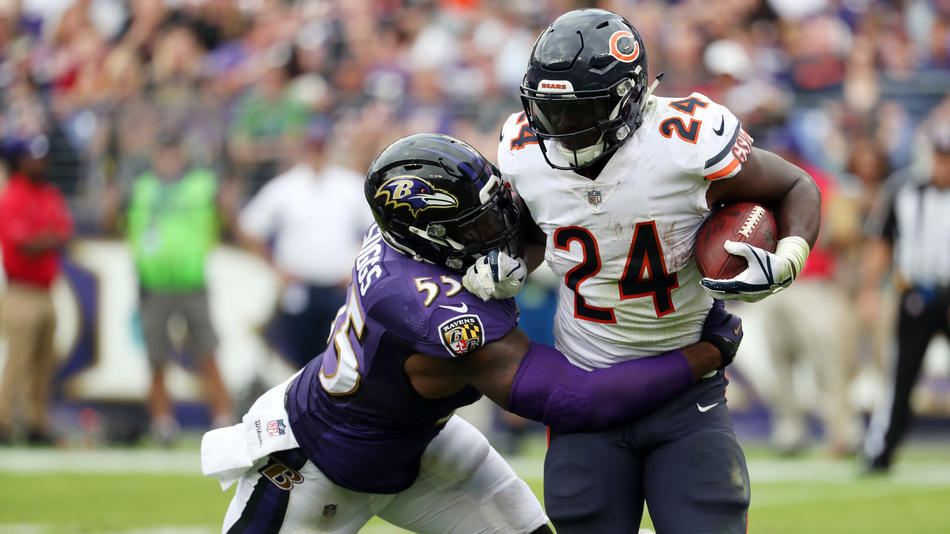 Bears vs Ravens - NFL Package in Phoenix - Kimmyz Tatum Point