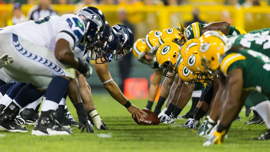 Seahawks vs Packers - NFL Package in Phoenix - NFL Sunday Ticket in October - Kimmyz Tatum Point