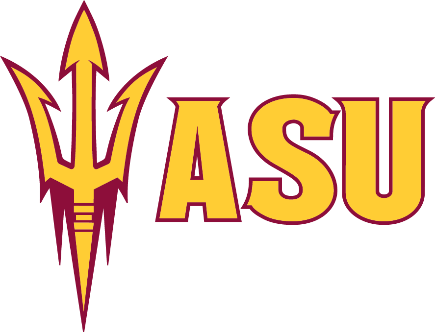 ASU logo - College Football Sports Bar in Phoenix - Kimmyz Tatum Point