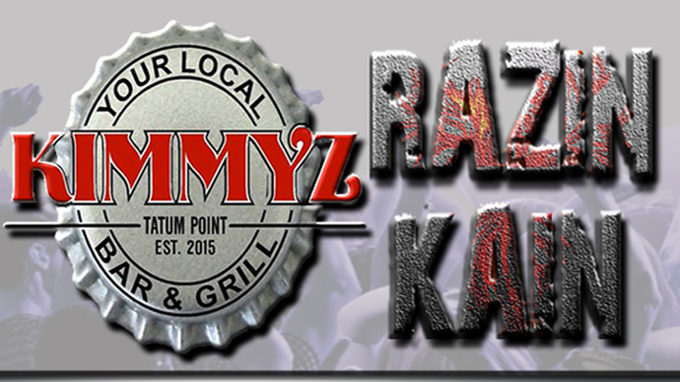 Saturday February 23rd 2019 Razin Kain Live Music Phoenix Kimmyz Tatum Point