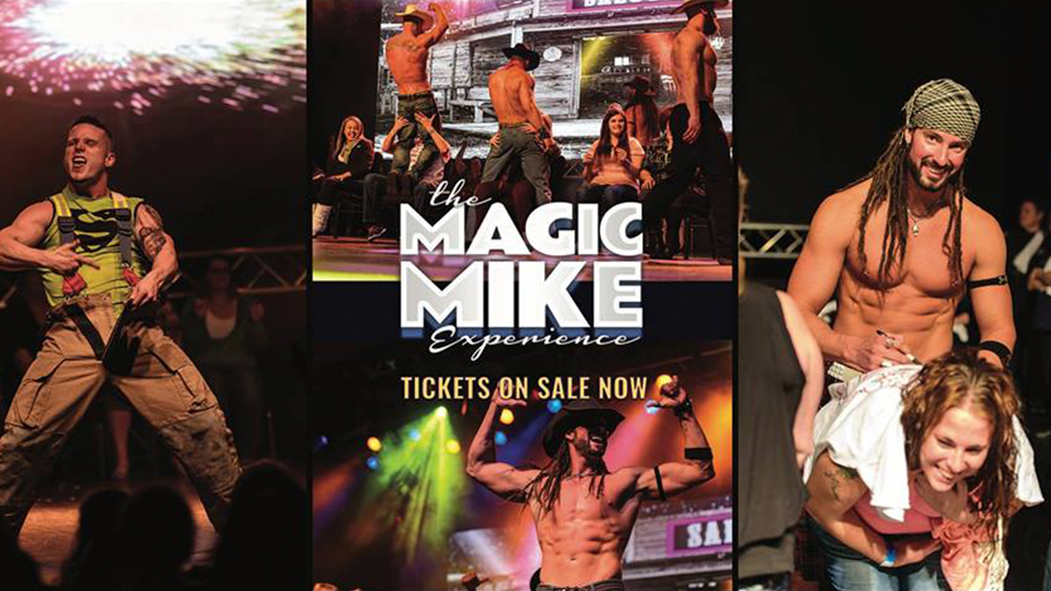 April 23rd 2019 Magic Mike Experience Kimmyz Tatum Point