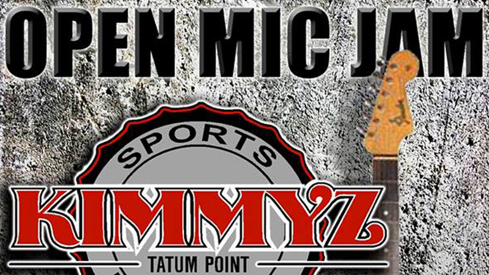Wednesday May 1st 2019 Open Mic Jam in Phoenix Kimmyz Tatum Point