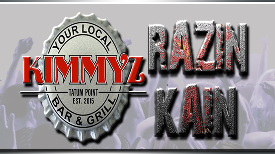 Saturday August 10th Razin Kain Live Music Phoenix Kimmyz Tatum Point