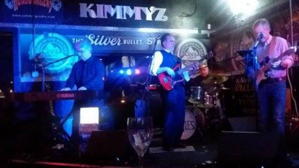 Wednesday January 22nd 2020 Live Music Phoenix Beatles Tribute Band Kimmyz Tatum Point